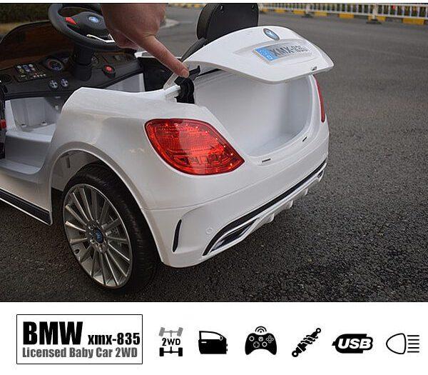 ماشین شارژی xmx 835 BMW
